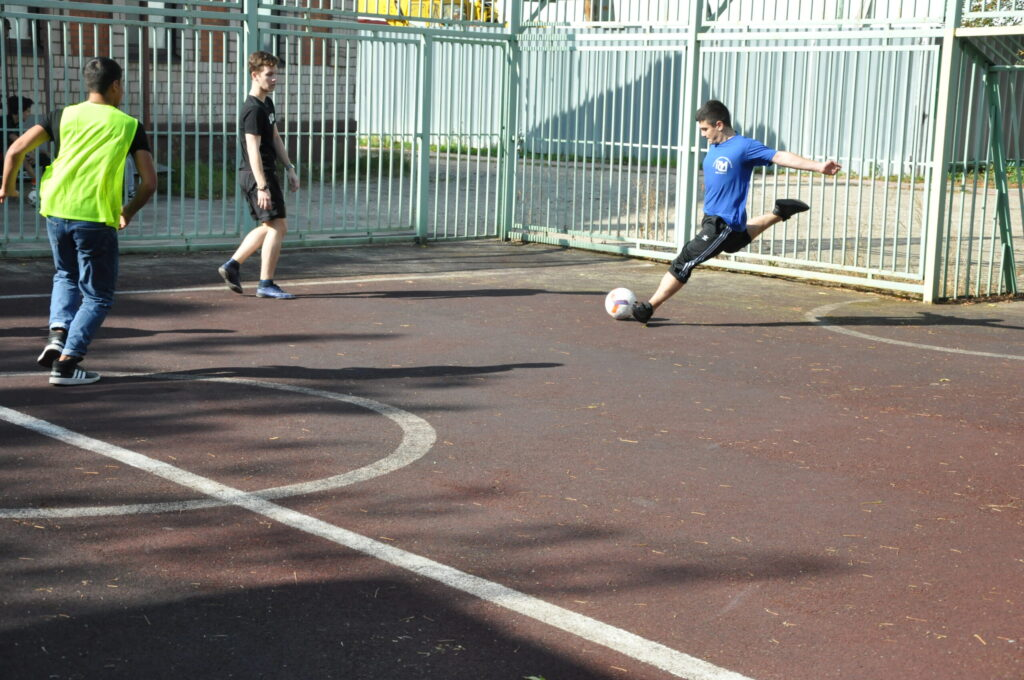 Осеннее первенство ГСК по мини-футболу